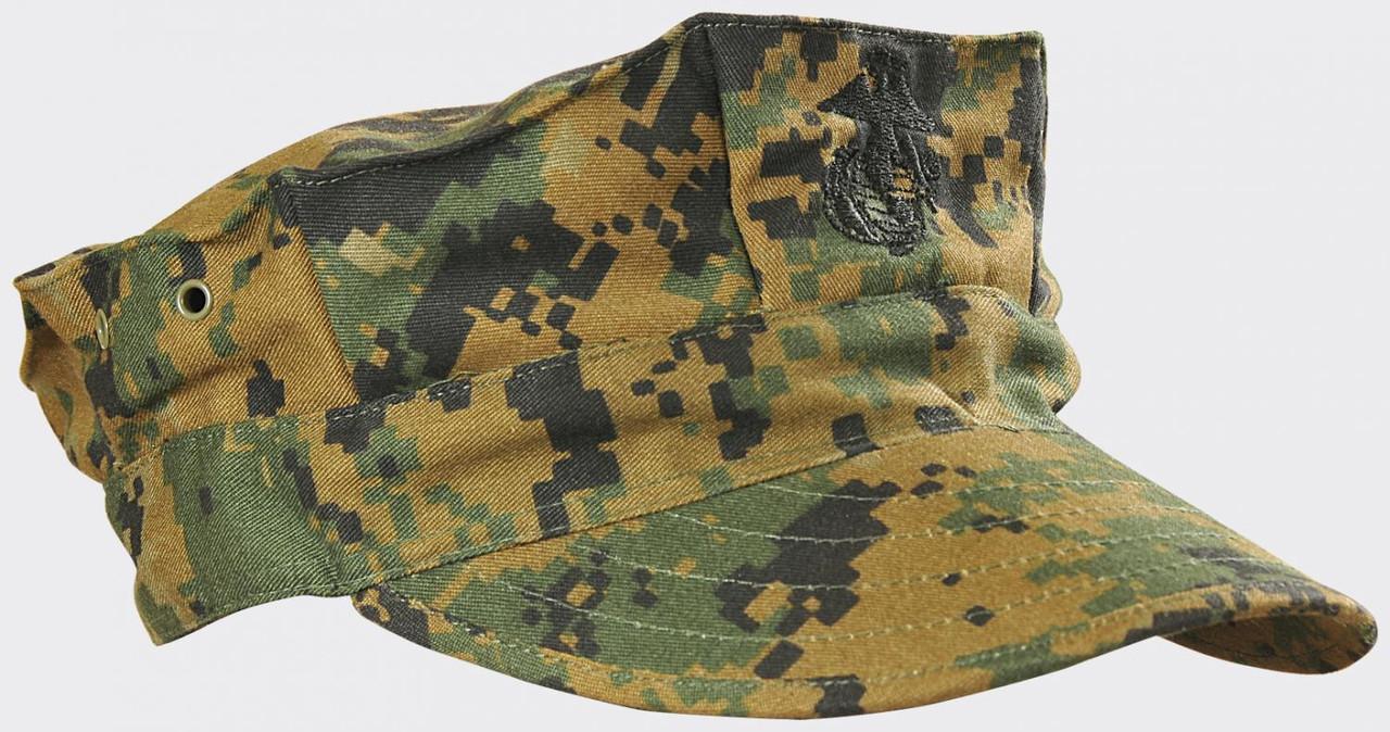 Кепка военная Helikon-Tex® Marines Cap - Digital Woodland