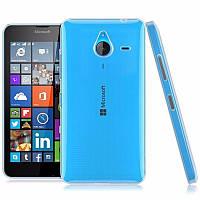 Чехол силиконовый Ультратонкий Epik для Nokia Microsoft Lumia 640XL Прозрачный