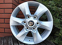 Литые диски R16 6x139.7, купить литые диски на TOYOTA HILUX FORD RANGER, авто диски ТОЙОТА