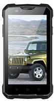 Смартфон с большой батареей Guophone V12 (Jeep Z5) Black