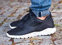 Кроссовки мужские Nike Koth Ultra Low Black Leather черные