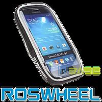 Чехол для смартфона на руль велосипеда Roswheel M Чёрный