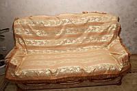 Комплект покрывал на диван и два кресла