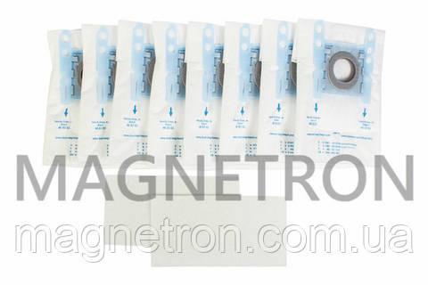 Комплект мешков (8шт) Type G + фильтр мотора (2шт) для пылесосов Bosch BBZ82FG 575860