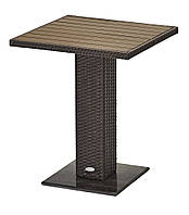 Журнальный столик в кафе Relax 60х60 см. Высота 72 см, фото 1