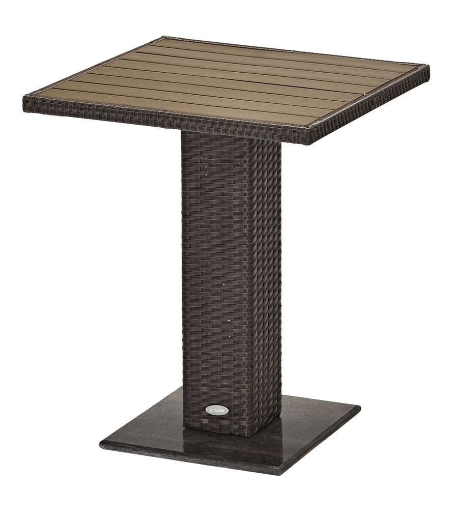 Журнальный столик в кафе Relax 60х60 см. Высота 72 см