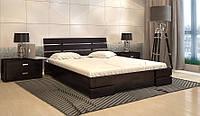 Ліжко Далі Люкс 160 сосна з газовим підйомним механізмом