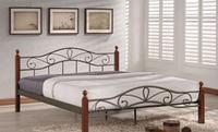 Двуспальная кровать Melis Onder Mebli 140х200 Малайзия