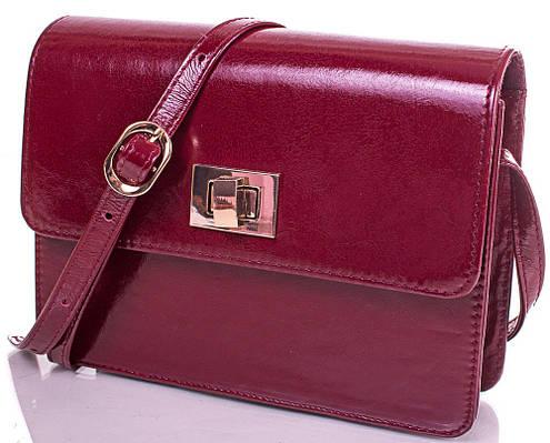 Стильная женская дизайнерская кожаная сумка GALA GURIANOFF (ГАЛА ГУРЬЯНОВ) GG1270-17