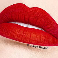 Матовая помада Lime Crime Red Velvet, фото 1