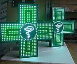 "Крест для аптеки 900х900 мм светодиодный двусторонний. Серия ""Bowl of Hygieia"", фото 3"