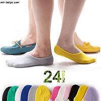 Мега выбор мужских и женских следов подследников следков коротких носков