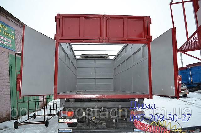 нерастаможенные грузовики ман