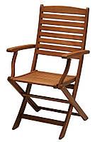 """Дачное кресло из дерева """"KERT"""" раскладное"""