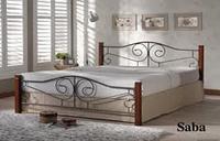 Двуспальная кровать Onder Mebli Saba 140х200 Малайзия