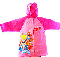 Дождевик для девочки WINX 0479 размер  размер M