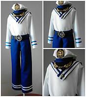 Карнавальный костюм Моряка 122рост