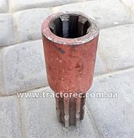 Переходник тракторного карданного вала (кардана) из 6 на 8 шлица