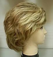 Парик Из натуральных волос Короткий   Alina