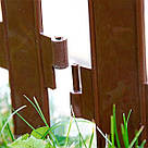 Заборчик для газона 45см секция, фото 6
