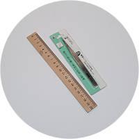 Пинцет точечный для корекции бровей, фото 1