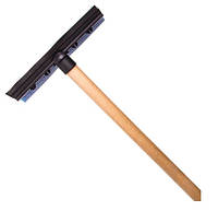 Мойка - сщетка для стекол Tom Par NT 37 см, деревянная ручка