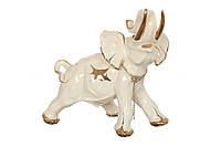 Статуэтка Слон 43 см фарфор 92-267