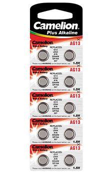 Батарейка в часы Camelion AG13 / 10 BL