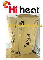 Теплый пол – инфракрасная нагревательная пленка повышенной надежности HI HEAT 0,5 / 220 Вт/м2 (Ю.Корея)