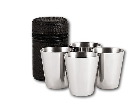 Походные стаканы и рюмки
