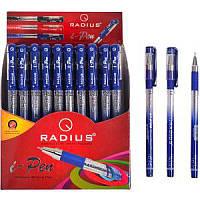 Ручка шариковая Radius i-Pen синяя, чёрная, фиолетовая , фото 1