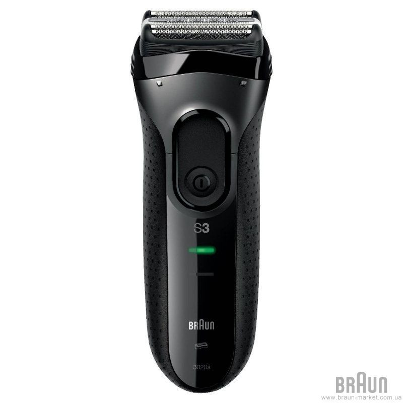 Электробритва Braun Series 3 3020 Black