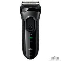 Электробритва Braun Series 3 3020 Black, фото 1