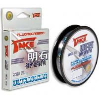 Леска Lineaeffe Take AKASHI Fluorocarbon 100м. 0.22мм  FishTest 8.00кг  Made in Japan