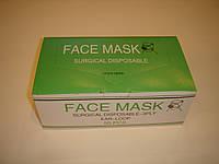 Маска одноразовая медицинская, расходные материалы, защитная маска