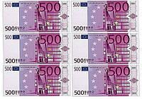 Деньги 31 Вафельная картинка
