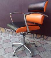 Tiffany кресло парикмахерское на гидравлике, фото 1