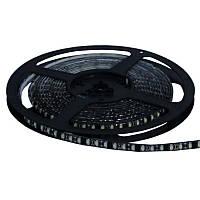 Светодиодная лента B-LED 3528-120 W IP65 белый черная плата, герметичная, 1м
