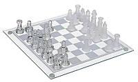 Подарочные стеклянные шахматы
