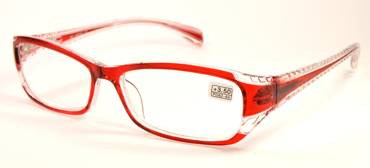 Очки с силиконовыми дужками (5037 кр)