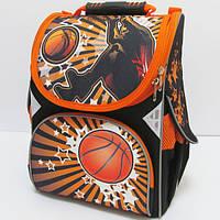 """Ранец школьный, ортопедический """"Basketball"""" JO-1602 арт. 520002"""
