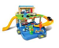 Игровой набор серии Street Fire Гараж (2 уровня, 1 машинка 1:43) Bburago