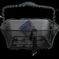 Металическая багажная корзина Bicycle Gear
