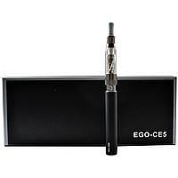 Электронная сигарета CE5 1100мАч Black, подарок для мужчины, стильная и эффективная