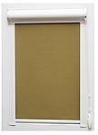Монтаж системы Уни-штапик с плоскими направляющими на окно.