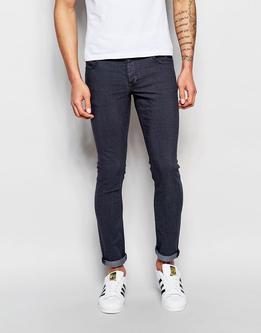 e5a76d24a6c Мужские джинсы skinny Dexter от !Solid (Дания) в размере W30 L34 ...