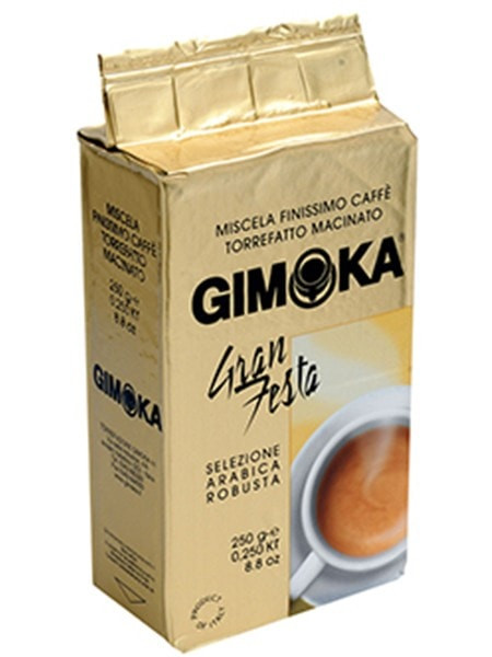 Молотый кофе Gimoka Gran Festa 250 гр.