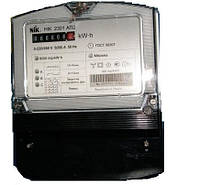 Счётчик 2301 АП2 5(60)А, 3ф, электромеханический однотарифный  Nik (5442)