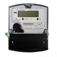 Счётчик 2303 АРТ1, 5(10)А 3ф 3х100В, кл.точн.1 электр. однотариф,  Nik (5448)