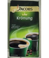 Кофе молотый Jacobs Kronung 500гр. Германия